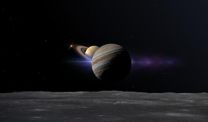Solstizio d'inverno e la Stella dei Magi: oggi c'è l'abbraccio tra Giove e Saturno